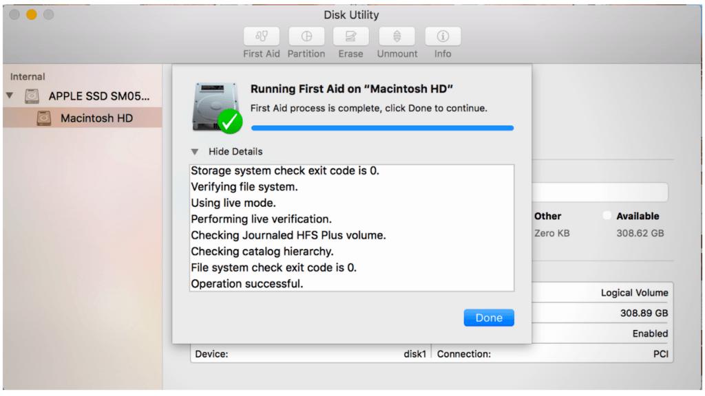 S.M.A.R.T. on Mac