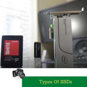 Types Of SSDs
