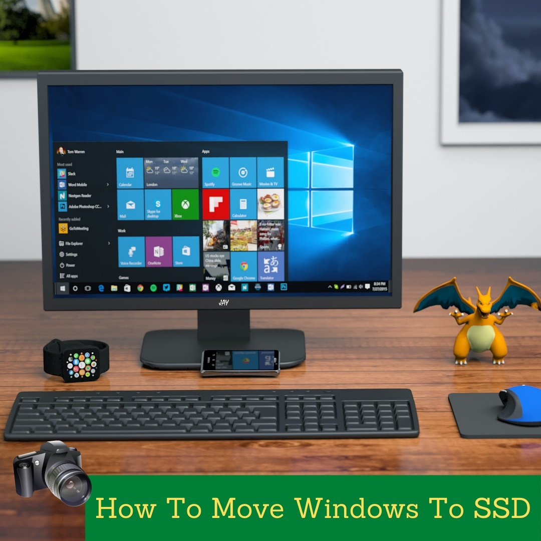 How To Move Windows To SSD